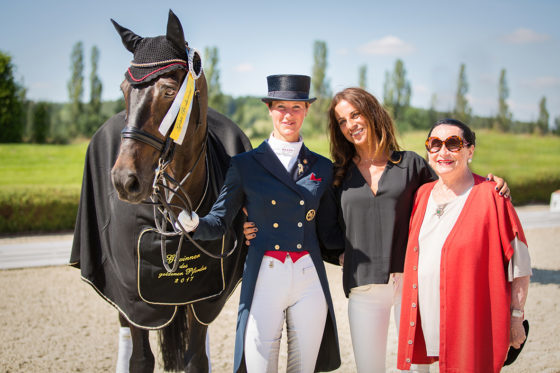 TENDERS FOR THE DRESSAGE FESTIVAL & GERMAN CHAMPIONSHIPS PARA EQUESTRIAN