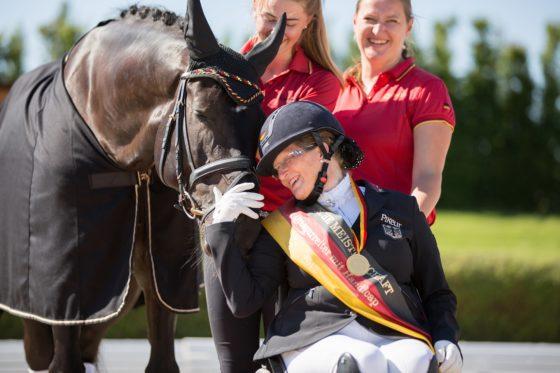 Deutsche Meisterschaften Para-Equestrian Dressage