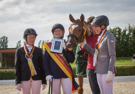 Unser Para-Equestrian-Team top in Form für Rio