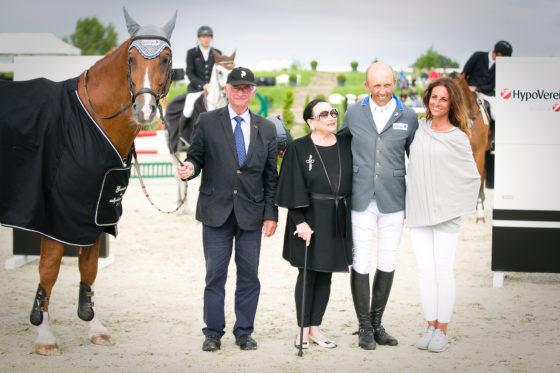 Bonhomme Open: Mecklenburger Springreiter auf Erfolgskurs