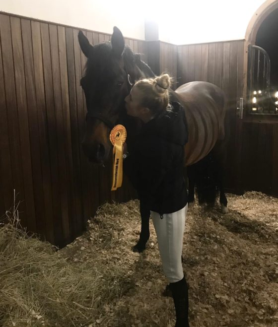 Erster Grand Prix-Sieg für Lena Waldmann