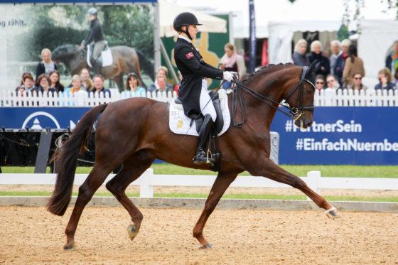 München Pferd International: Fiderdance qualifiziert sich zum Louisdor Preis Finale