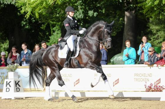 Zeven: Erster Kurz-Grand Prix Sieg für Cadeau Noir