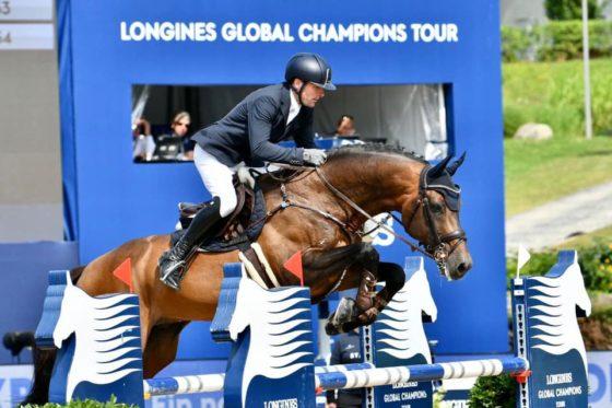 Berlin Global Jumping & Rastede: 16 Schleifen für Team Bonhomme